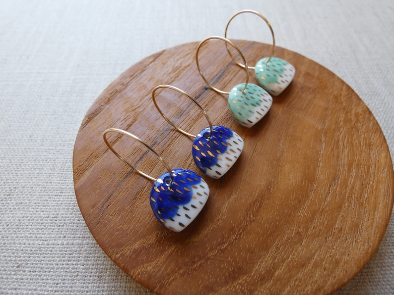 Dash Mountain Earrings image 0