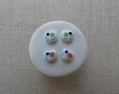 Landscape Stud Earrings