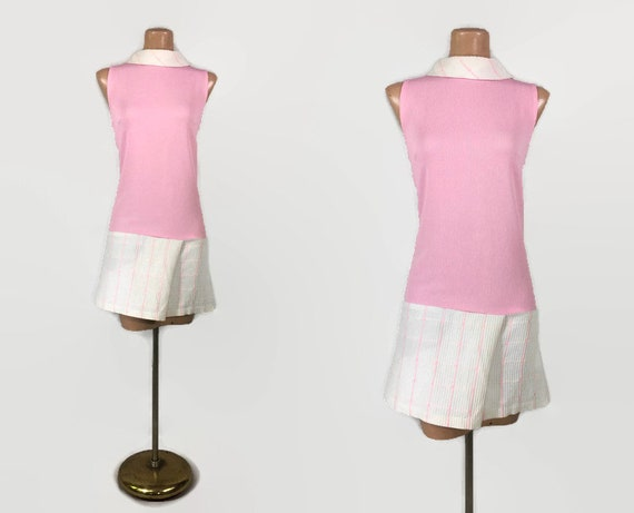 VINTAGE 60s Space Age Mod Scooter Romper | 1960s 7