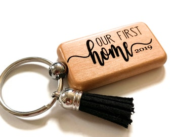 Personalized key chain | Etsy