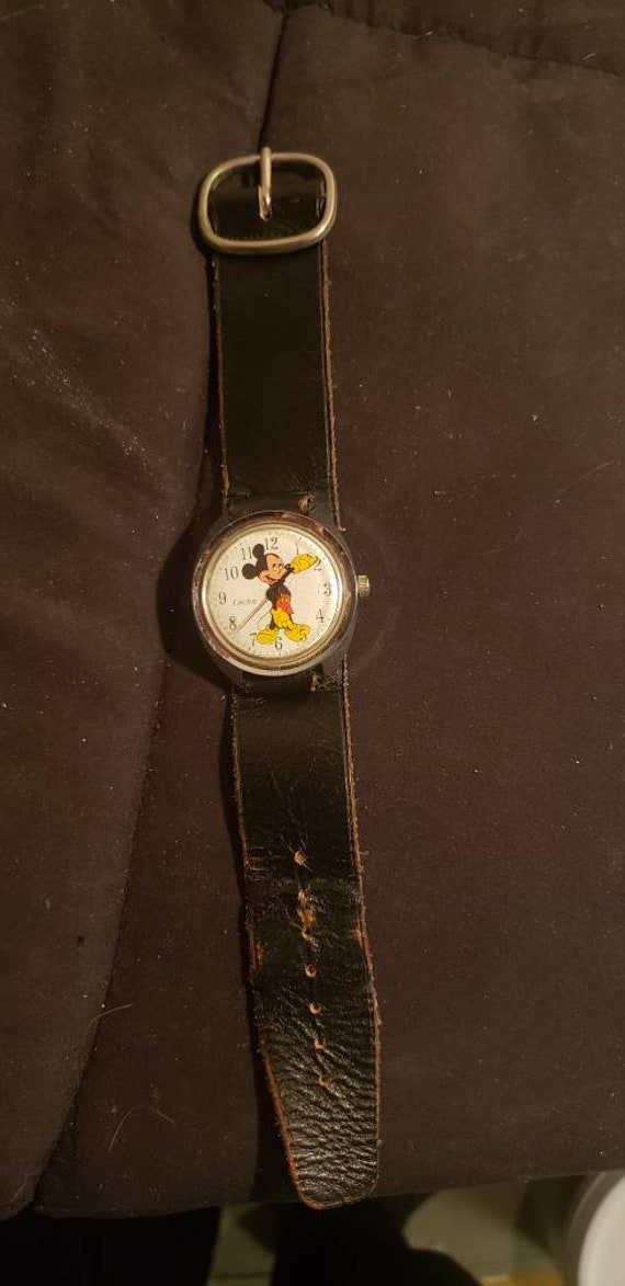 mickey mouse watch, Mickey Mouse, disney watch, mi