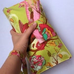 PDF tutorial Nappy Wallet Diaper Clutch in 3 sizes