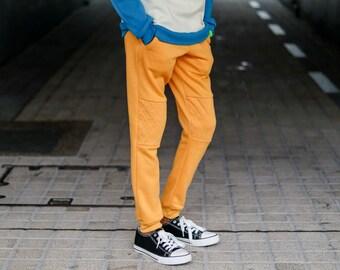 Alfie Sweat Pants size 3-12 ( Ainslee Fox Boutique Patterns unisex knit track pant )