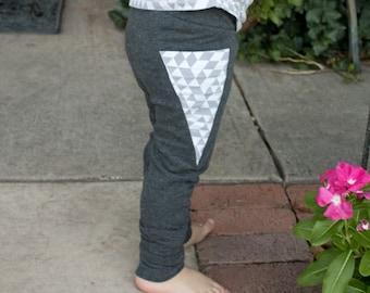 Boxwood Joggers 12m-8 UNISEX PDF sewing pattern, unisex joggers, joggers sewing pattern, girls joggers pattern, boys joggers pattern