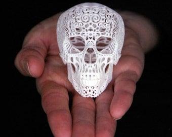 Skull Sculpture Crania Anatomica Filigre (mini)