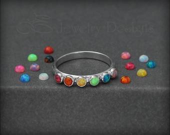 RINGS: Multi Stone