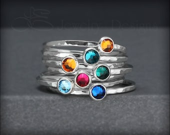 BIRTHSTONE/MOTHERS RINGS