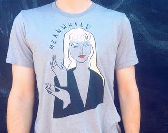 Meanwhile a Twin Peaks Fan shirt
