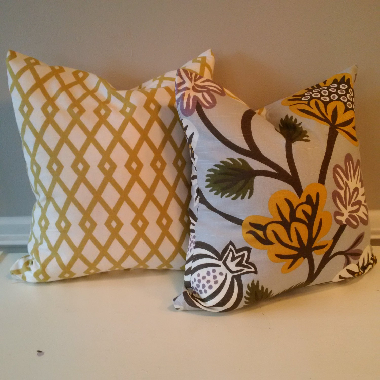 Dwell Studio Freja Pillow Cover