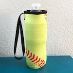 Softball Water Bottle Holder Blanks Neoprene Personalization