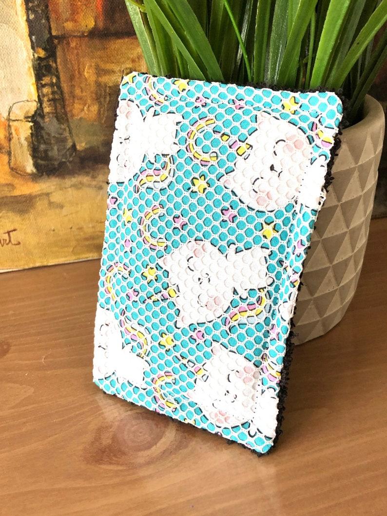 Reusable Sponge Unsponge  Eco Friendly Gift Kitchen Sponge image 0