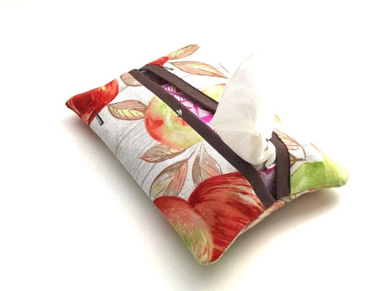 Pocket Tissue Holder Tissue Cover Travel Tissue Cover image 0