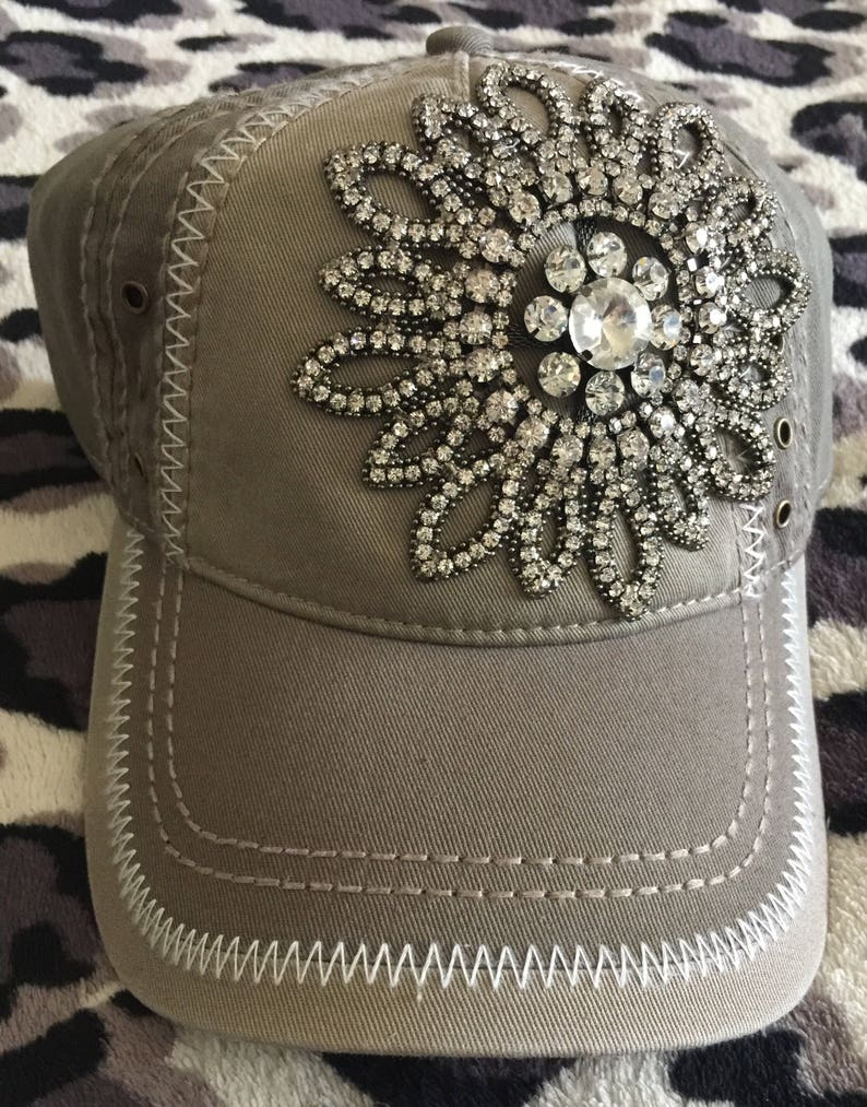 2049bb8cfe062 Baseball caps-women s caps-bling baseball hat-low profile