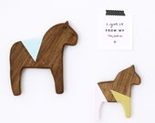 Dala Horse Wall Decor, St...