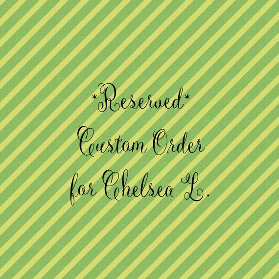 Custom listing for Chelsea