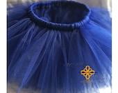 NEW Royal Blue infant tutu