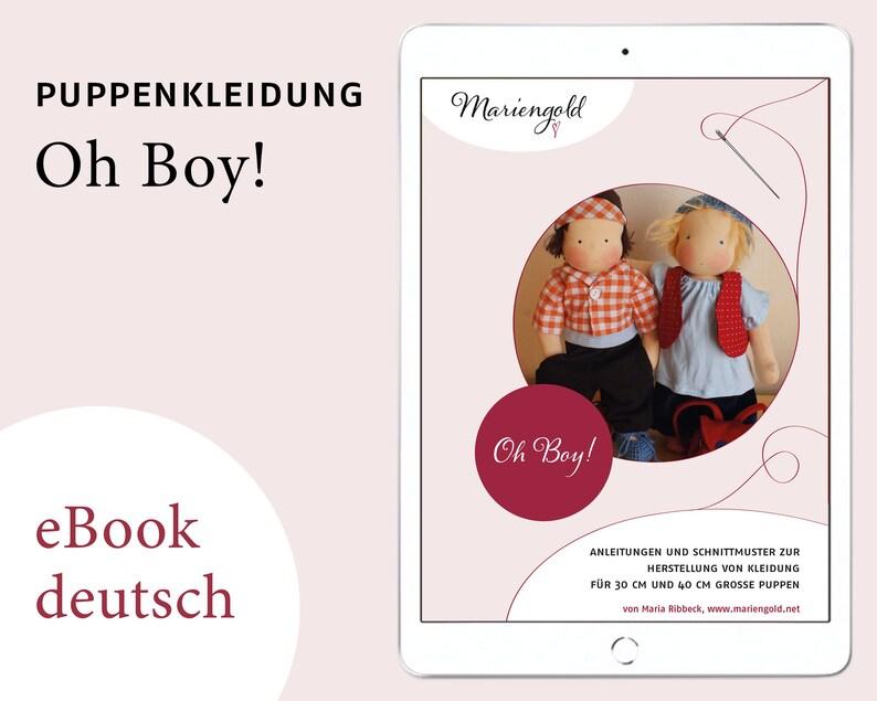 Oh Boy eBook Deutsch image 0