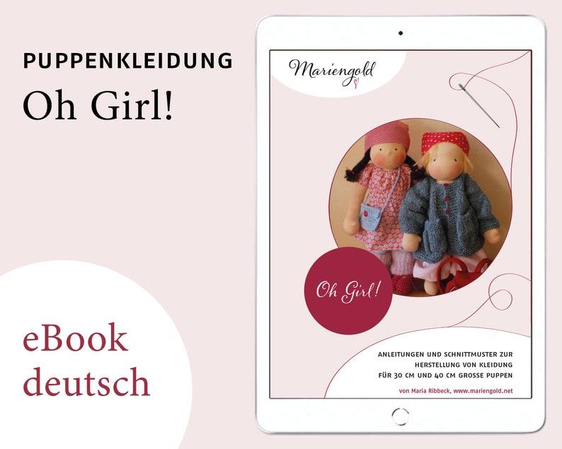 Oh Girl eBook Deutsch image 0