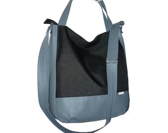 21842e5138 Large crossbody bag for vegan women
