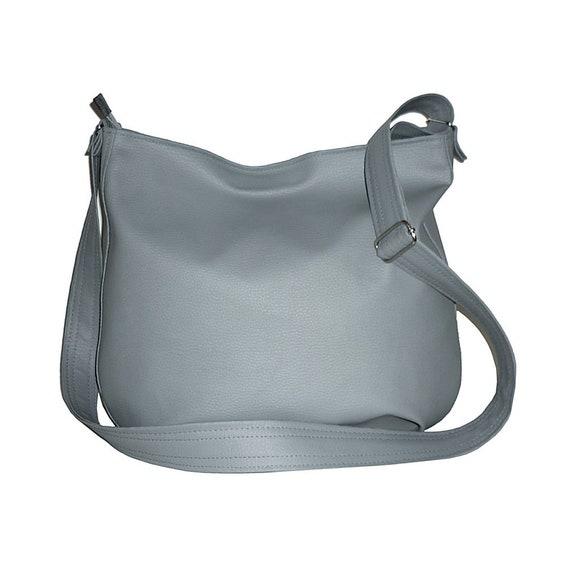 f58558e5934 Grey crossbody sling bag for women   Etsy