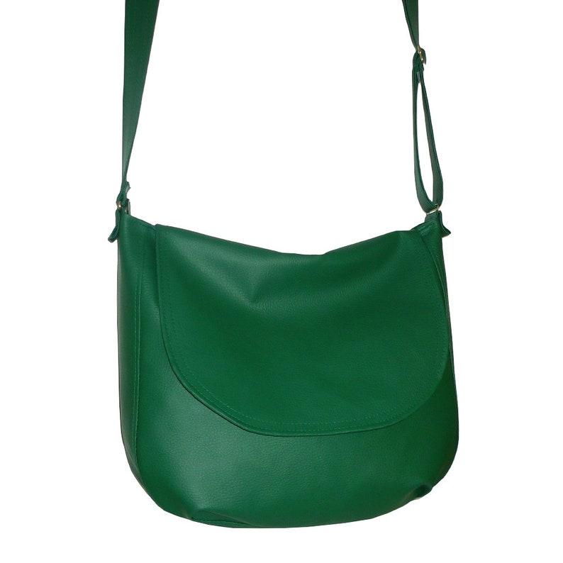 cb265ce0fa8ee Zielona torba worek zielona torba torba na ramię zielona