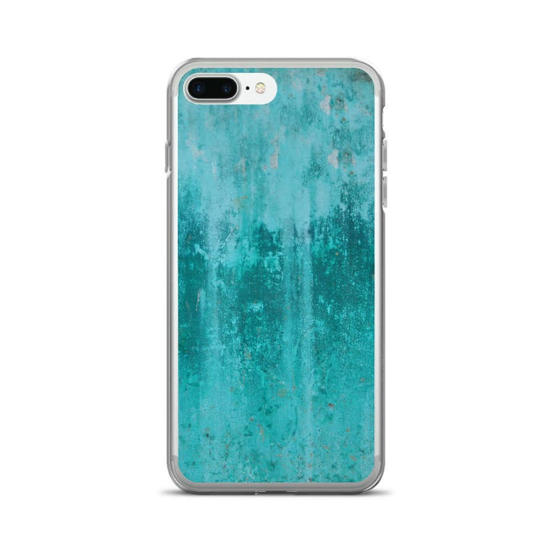 new arrival 6d63d 78fe4 Turquoise Marble Phone Case Tiffany Blue Phone Case for iPhone 7 Plus  Concrete Stone Pattern Clear iPhone 5s Case TPU Gift For Her