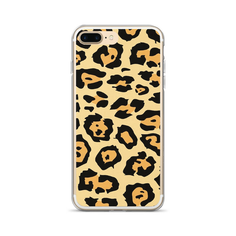 online store e6639 50fbd Leopard Print iPhone 7 Plus Case Cheetah Print iPhone 6s Case Cheetah  iPhone 6s Plus Cheetah iPhone Case Leopard iPhone Cover