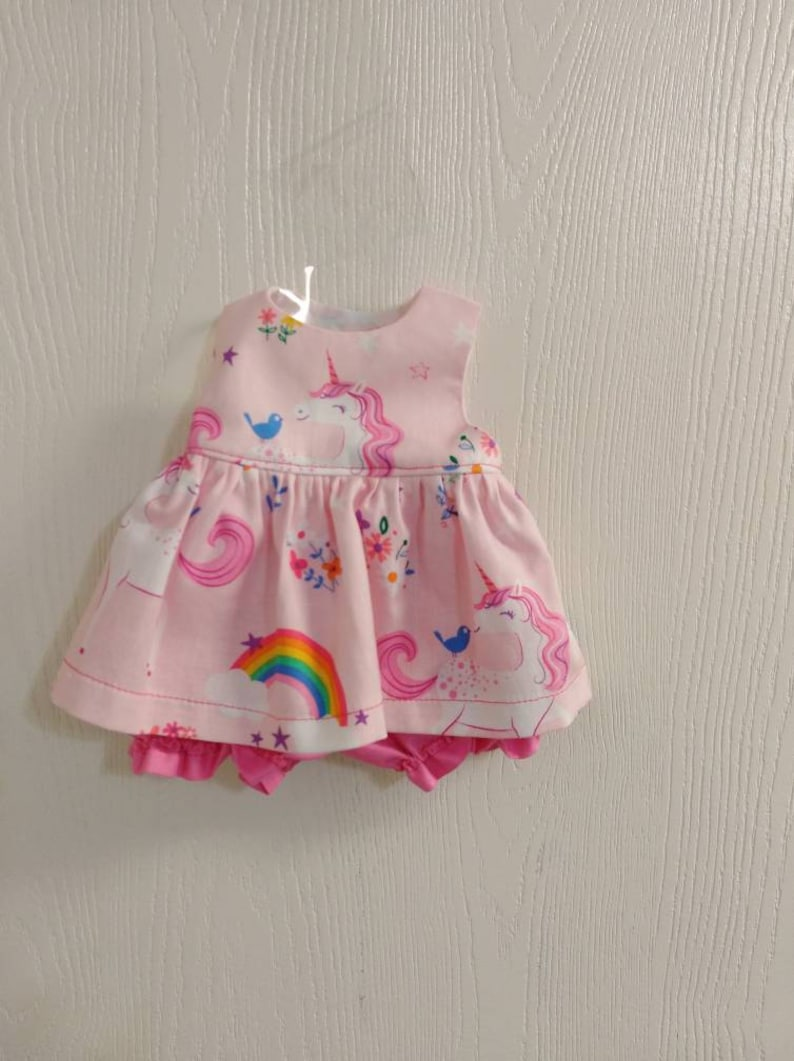 Baby Alive And Waldorf Doll Clothes Adorable Dress 10 Etsy
