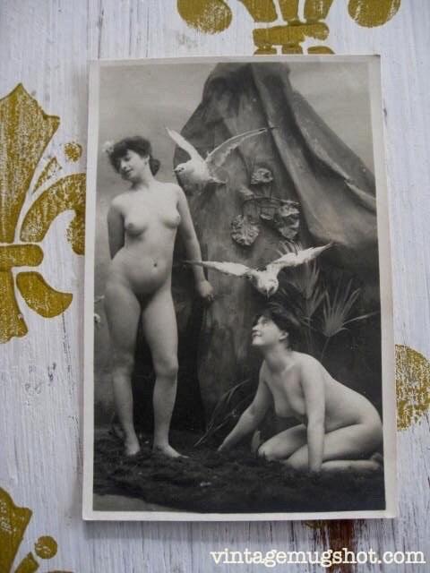 FranzöSische Frauen Nackt