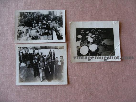 Vintage Menge 3 WWll-Fotos. 3 x 5-Marine-Movie-Star Lager | Etsy