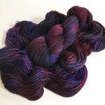 Tidal Sock Yarn. Witchcraft