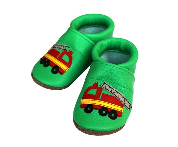 Fire Frog Baby Shoes Infant Toddler Boy Shoes Crib Bebe Classic Handsome Soft Soled Loafers