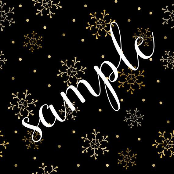 Gold Star Place Cards table paramètres-Noël//Anniversaire//Fête x12