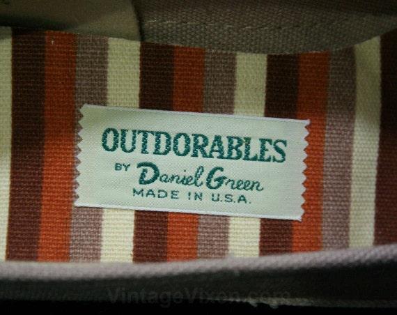 8 2 Green 60s Platform Pale 8 Khaki Shoe Deadstock Cotton 5 Canvas Wedge Casual Outdorables 1 Daniel M 43692 2 Size Classic Brown BTqZwSS