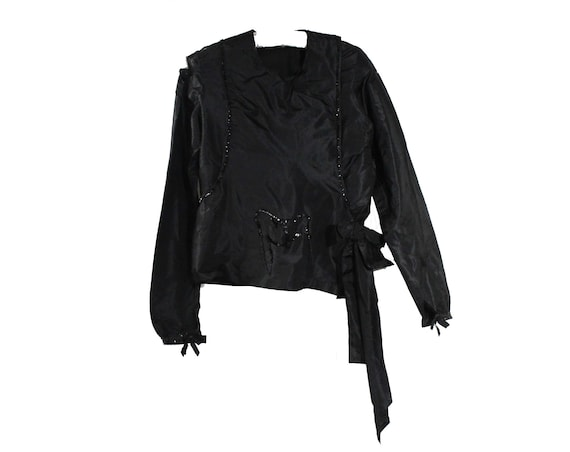 As Is Size 8 Antique Blouse - 1910s Early 1920s Bl