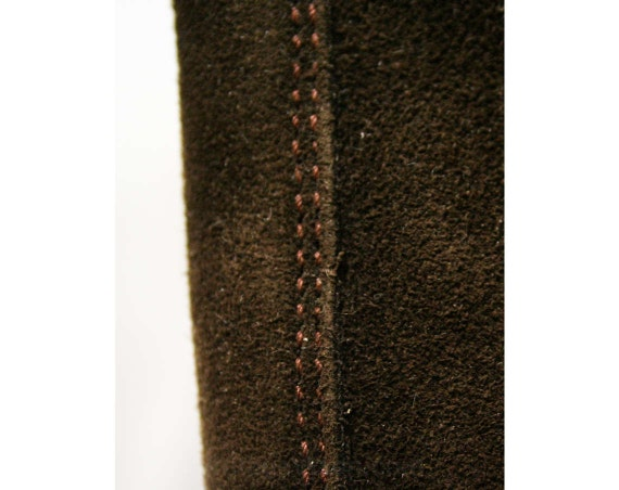 5 Style Boots Unworn Brown Size Great Rustic 1960s 1 Boot Streetwear Made Suede 2 43673 Hungary Deadstock 8 8 Quality in Chic 2 YwZwx5