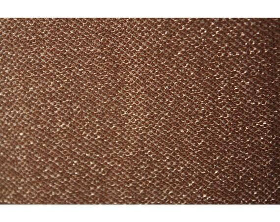 Mocha 1970s 70s Bust 30 Dress Waist Gorgeous 10 37 34994 Evening Bombshell Raised Gown Brown Metallic Formal Size Dress Halter 6xYvIwqvU