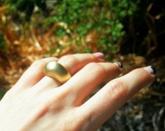 Gold egg ring, Golden egg, Sale jewelry, Artisan rings, Golden egg jewelry, Hand carved ring, Golden eggs ring, Big ring gold handmade