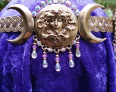 Moon Goddess Elaborate Cr...
