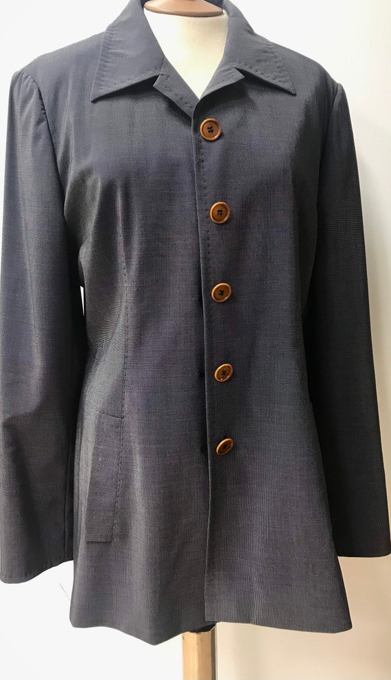 Vintage Sportmax Jacket, Dress Jacket, Sport Jacke