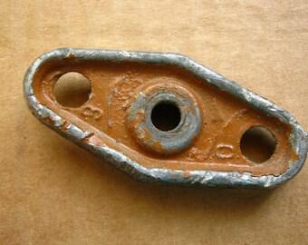 Old vintage soviet USSR small water handle valve #3