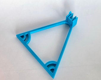 Tension Mast Yarn Guide for Passap E6000 Knitting Machine BLUE
