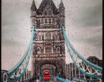 Tower Bridge, London photograph