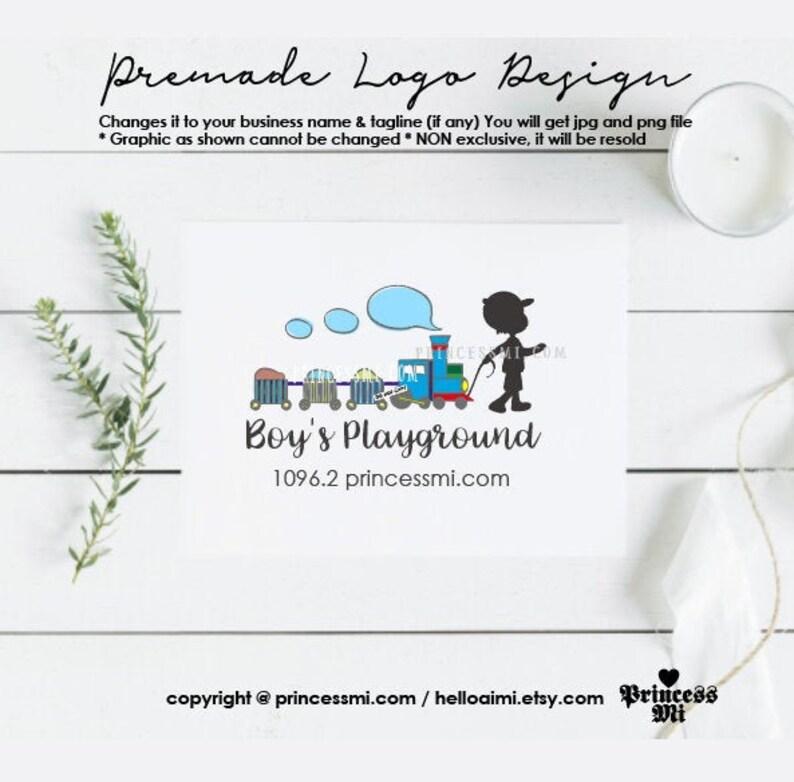 logo design kids business logo for toy shop boutique logo image 0