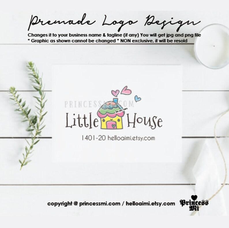 House logo design school logo kids care logo pre-school image 0