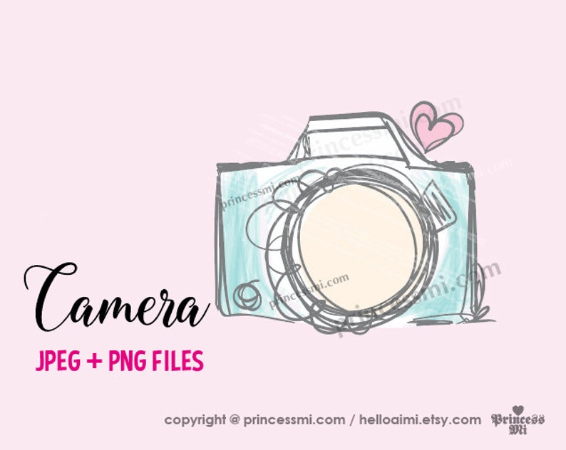 blue camera clipart photography photographer artwork PNG image 0