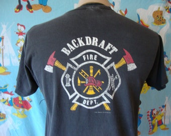 ff12ed2ba123a Faded black t shirt | Etsy