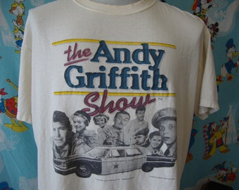 Andy Griffith Show Picture Opie WISE WORDS Adult T-Shirt All Sizes