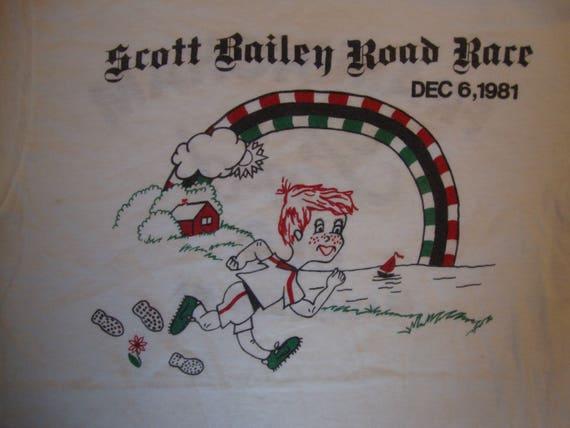 Vintage 80's Scott Bailey Road Race 1981 Framingha