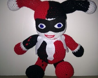 Guason amigurumi tejido a crochet joker amigurumi - YouTube | 270x340